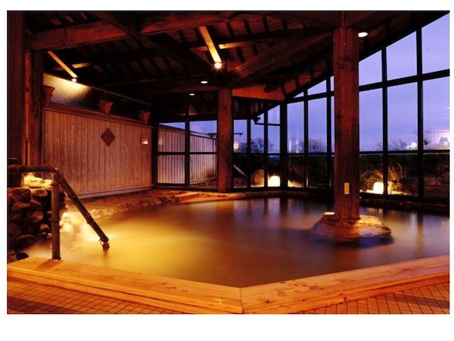 レゾネイトクラブくじゅう 大浴場