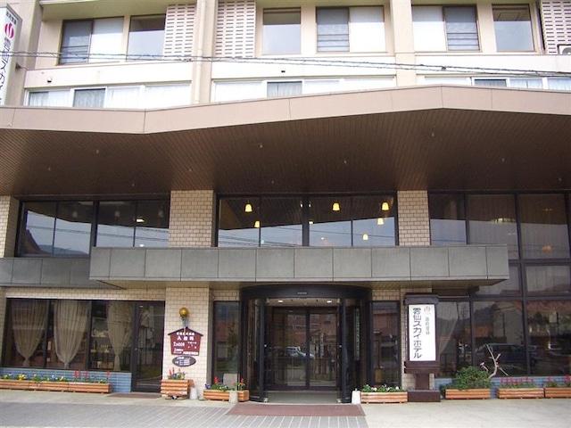 雲仙スカイホテル 外観