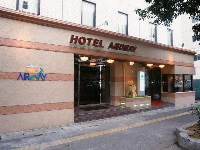 ホテルエアウェイイメージ