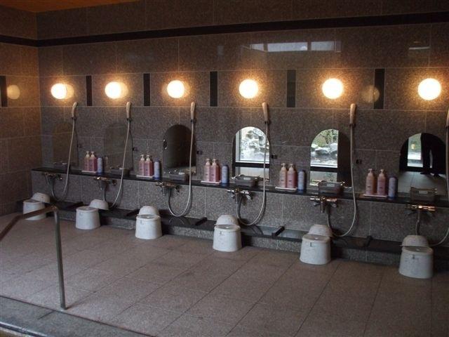 ルートイングランティア知床-斜里駅前- 洗い場