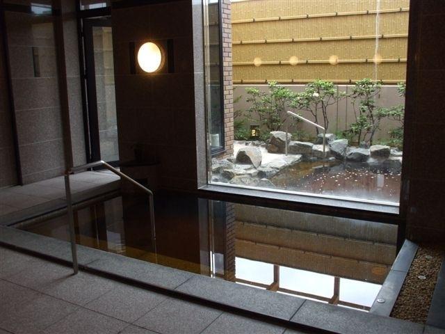 ルートイングランティア知床-斜里駅前- 大浴場