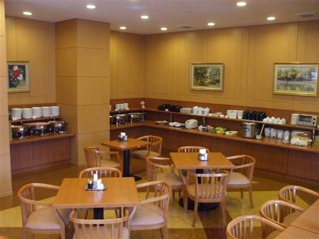 ルートイングランティア知床-斜里駅前- 朝食会場レストラン