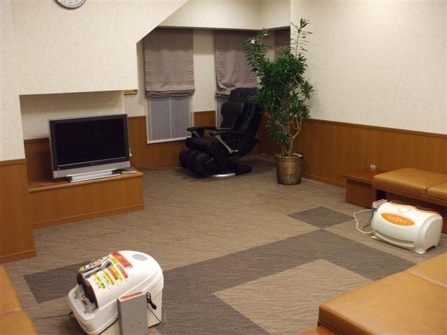 ルートイングランティア知床-斜里駅前- リラクゼーションルーム