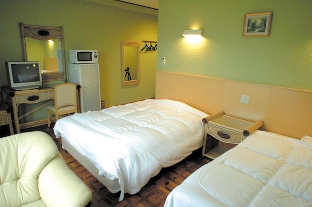 花と緑の宿みずほ ツインルーム(一例) 20㎡