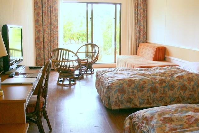 リゾートホテル久米アイランド デラックス(一例)
