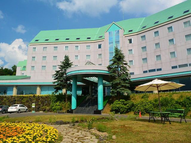 白金四季の森ホテルパークヒルズイメージ