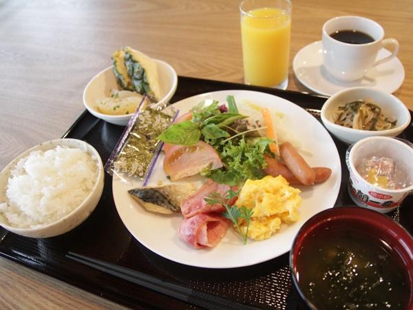 ホテルピースアイランド宮古島市役所通り 朝食(イメージ)