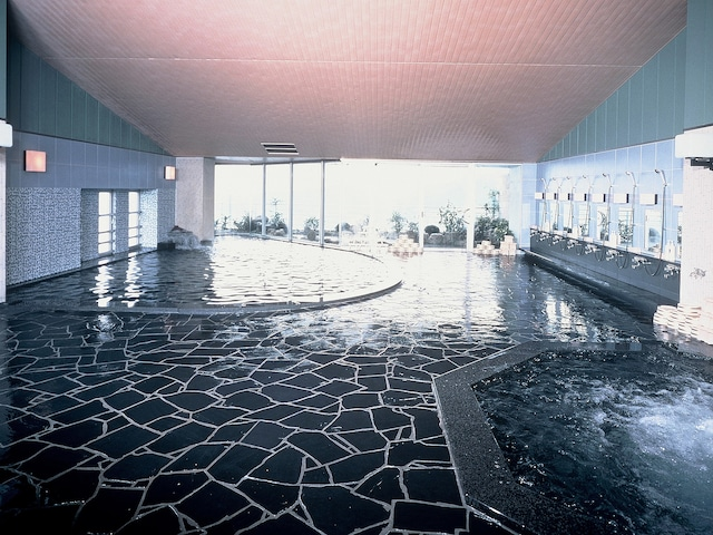 にっしょうかん新館梅松鶴 大浴場