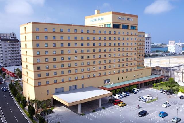 パシフィックホテル沖縄 ホテル外観