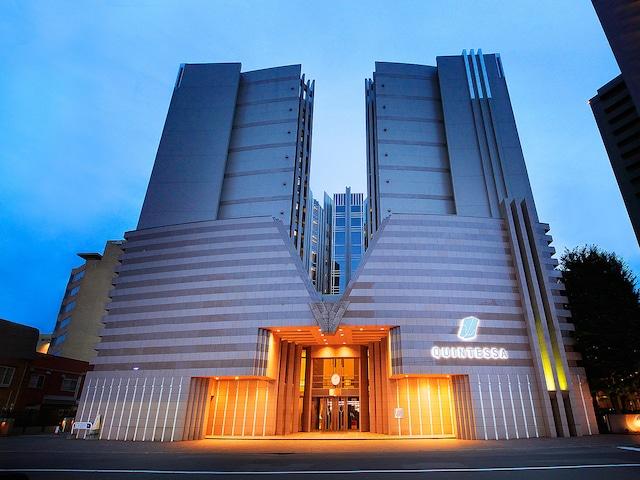 クインテッサホテル札幌 外観