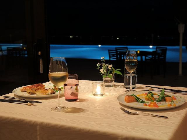 sankara hotel&spa屋久島 レストラン「ayana」