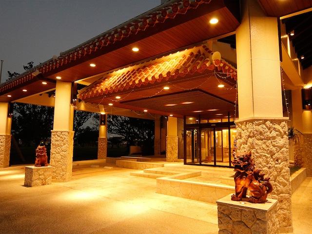 ホテルロイヤルマリンパレス石垣島 エントランス