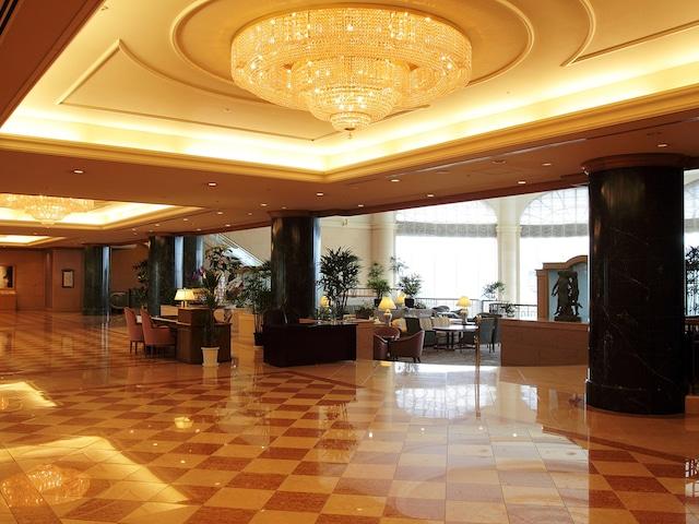 ホテルオークラJRハウステンボス ロビー
