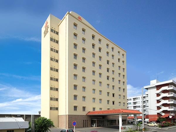 ベッセルホテル石垣島 ホテル外観