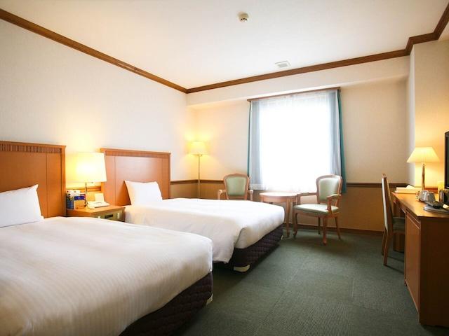 ホテルアザット那覇 本館 ツインルーム