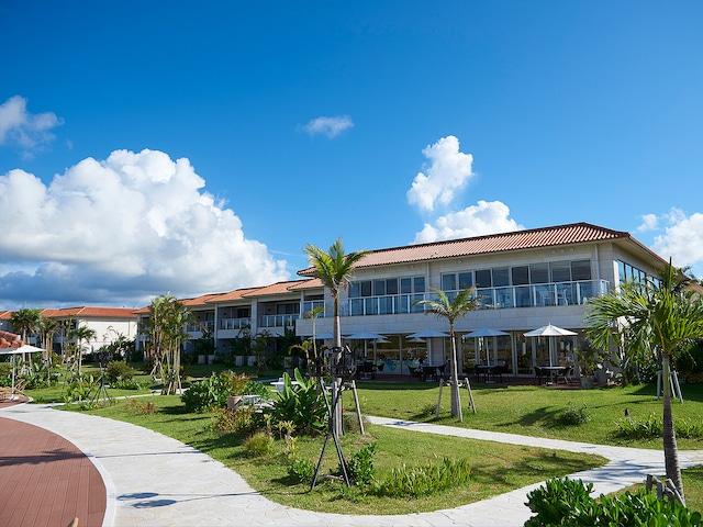 石垣リゾートホテル 外観