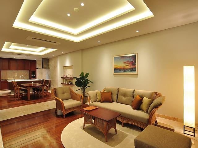 石垣リゾートホテル 客室内(一例)