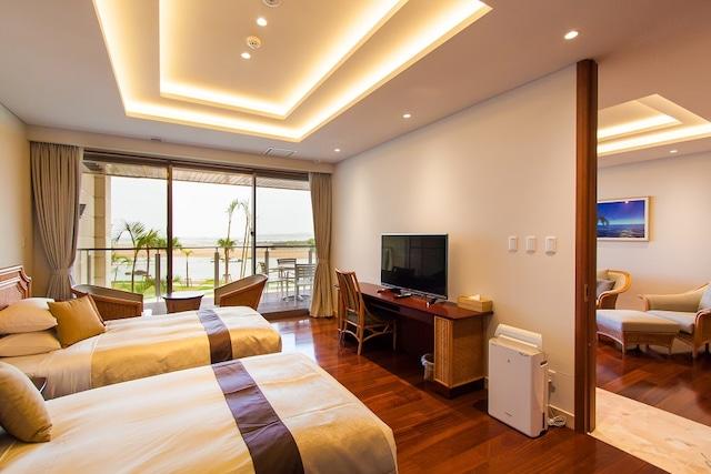 石垣リゾートホテル オーシャンビュースイート(一例) 165㎡