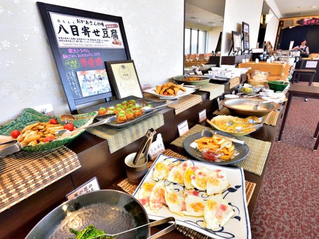 ■静内エクリプスホテル■ 朝食イメージ