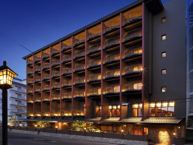 ホテル万惣 外観