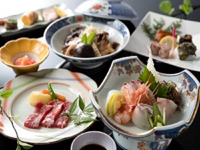 ホテル彩陽 WAKIGAWA 夕食イメージ