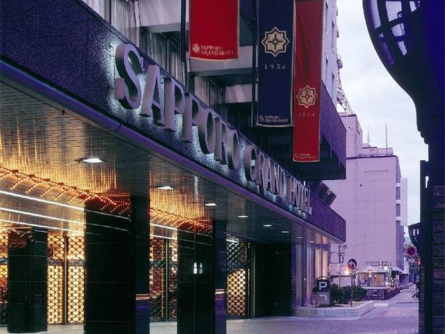 札幌グランドホテル 外観