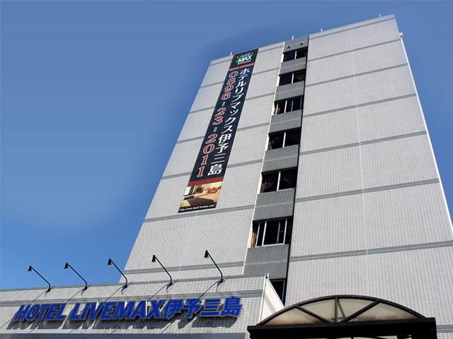ホテルリブマックス伊予三島 外観