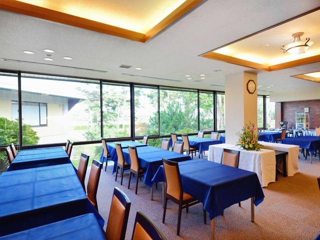千里浜やわらぎ温泉 ホテルウェルネス能登路 レストラン
