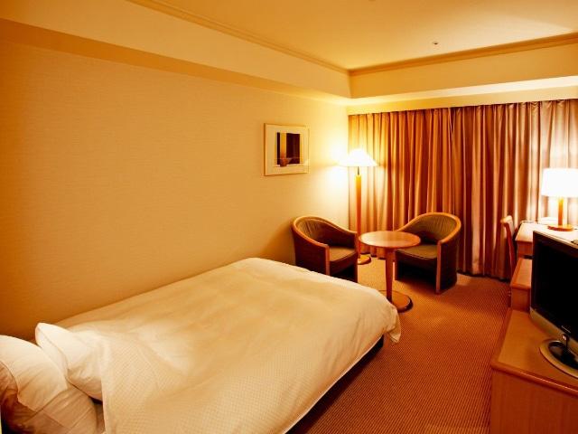 センチュリーロイヤルホテル シングルルーム