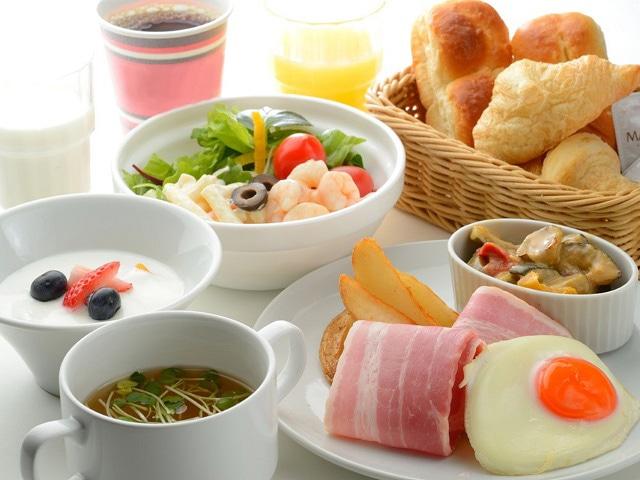 天然温泉 青葉の湯 ドーミーイン仙台ANNEX 朝食
