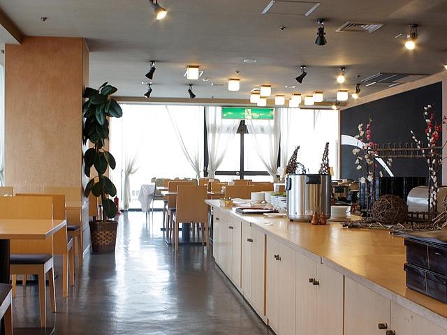 ホテルパールシティ秋田 竿燈大通り レストラン
