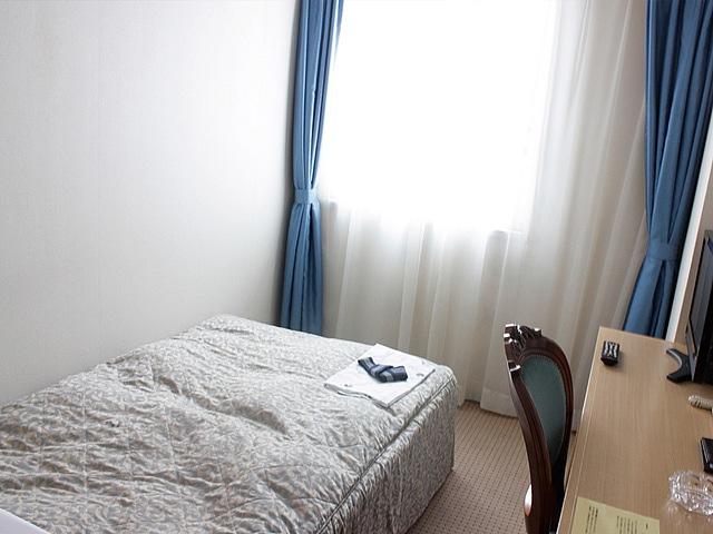 ホテルパールシティ秋田 竿燈大通り シングルルーム 10㎡