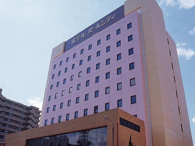 ホテルパールシティ秋田 川反 外観