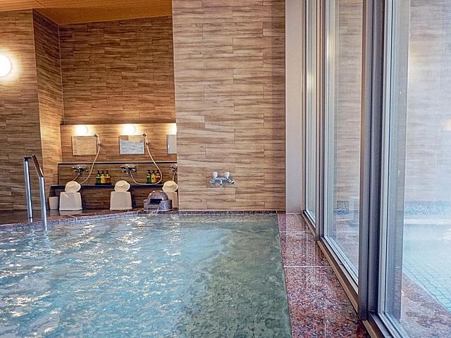 ホテル・ラ・ジェント・プラザ函館北斗 天然温泉「北湯路」