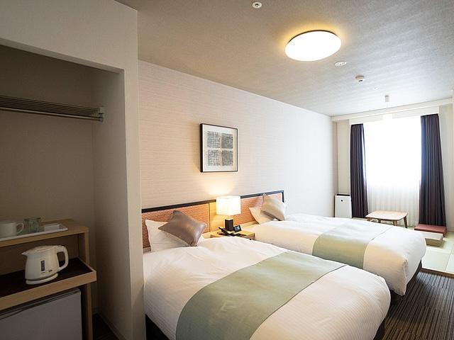 ホテル・ラ・ジェント・プラザ函館北斗 ファミリールーム