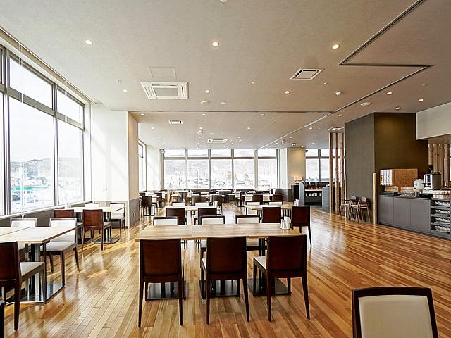 ホテル・ラ・ジェント・プラザ函館北斗 Dining アロサール