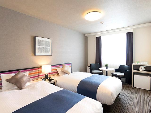 ホテル・ラ・ジェント・プラザ函館北斗 スタンダードツイン