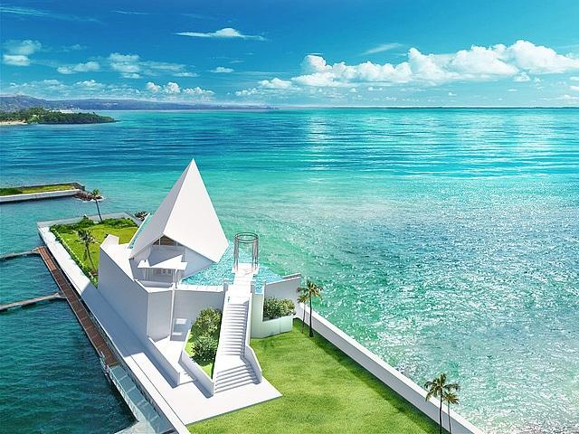 シェラトン沖縄サンマリーナリゾート オーシャンフロントチャペル