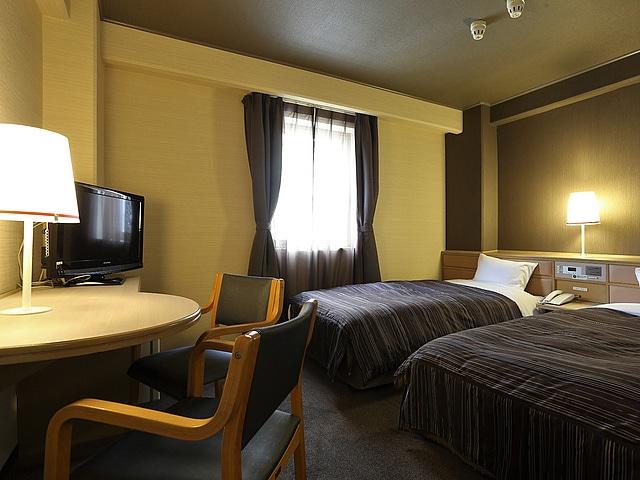 アークホテル岡山 ツインルーム