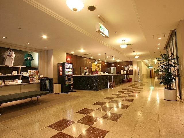 ホテルパールシティ仙台 ロビー