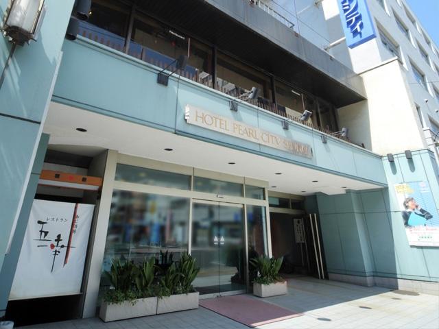 ホテルパールシティ仙台 外観