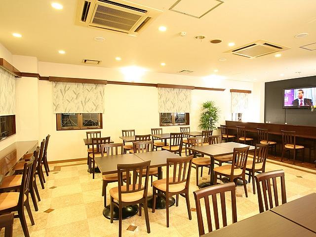 ホテルパールシティ八戸 レストラン