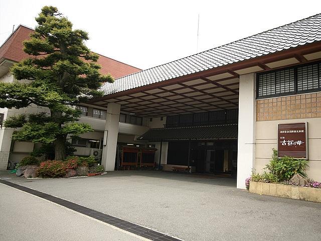 片山津温泉 ホテル北陸古賀乃井 外観