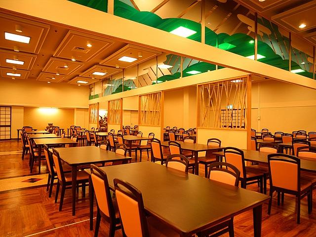 片山津温泉 ホテル北陸古賀乃井 レストラン「けんろく」