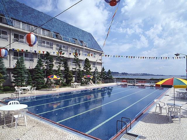片山津温泉 ホテル北陸古賀乃井 プール(夏季限定)