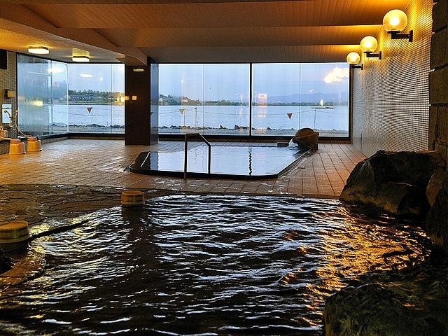 片山津温泉 ホテル北陸古賀乃井 古賀乃井大浴場