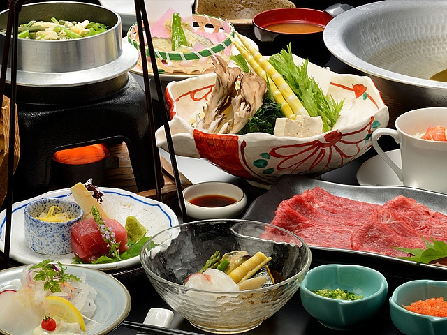モルデンの湯 ラビスタ安比高原 食事イメージ