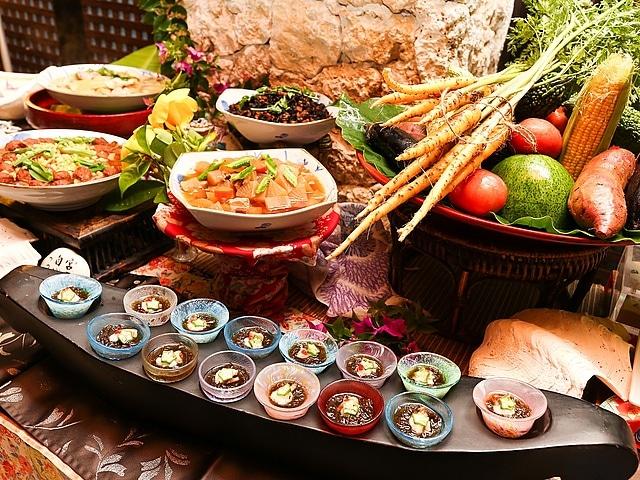 シギラベイサイドスイートアラマンダ 朝食イメージ