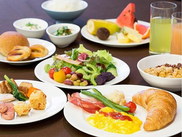 ホテルJALシティ那覇 朝食イメージ