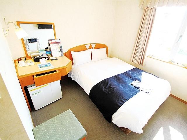アパホテル<石垣島> シングル、ダブル(一例) 12.6㎡
